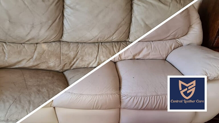 Leather cleaning Fife